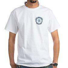 Cape Henlopen DE - Sand Dollar Design Shirt