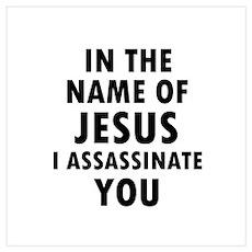 Assassinate Poster
