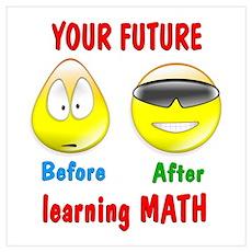 Math Future Poster
