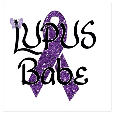 Lupus Babe Poster