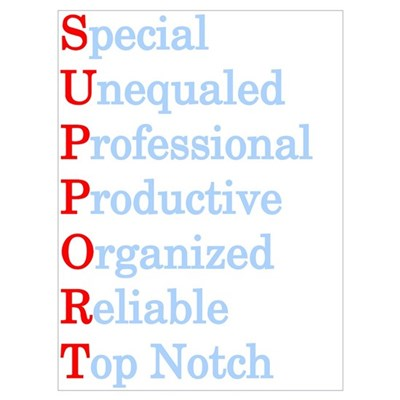 Definition of Support Canvas Art