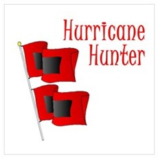 Hurricane Hunter Poster