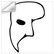 Phantom of the Opera Wall Decal