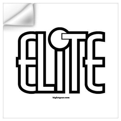 Elite Wall Decal