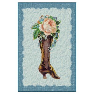 Shoe Vase 1 Poster
