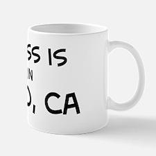Happiness is Oxnard Mug
