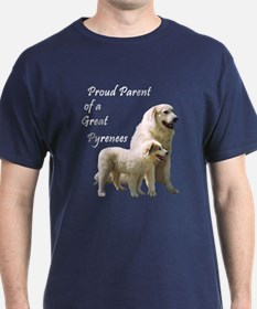 Proud Parent of a Great Pyr T-Shirt