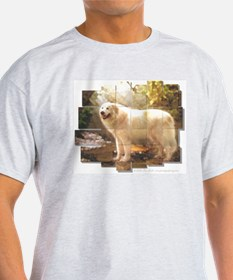 Unique Great pyrenees artwork T-Shirt