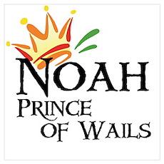 Noah Prince of Wails Poster