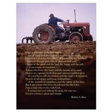 Everyday Heroes - Farmers Poster