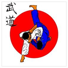Judo Glory Poster