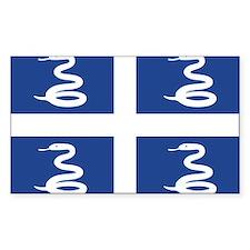 Martinique Flag Decal