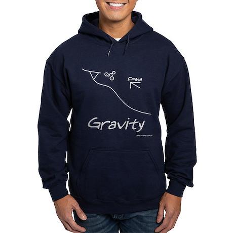 Gravity Hoodie (dark)