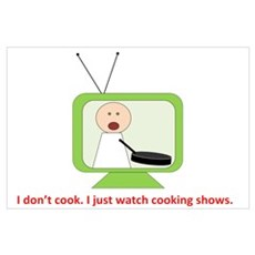 Cooking Shows Poster