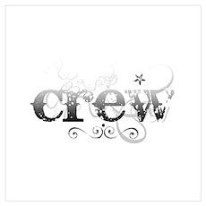 Urban Crew Poster