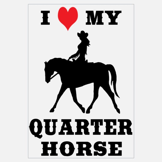 I Heart My Quarter Horse