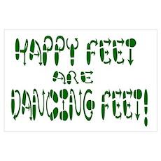 Happy Feet DANCE! Poster