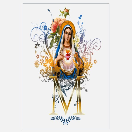 Unique Mary Wall Art