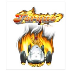Torque SpeedRacer Canvas Art