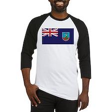 Montserrat Flag Baseball Jersey