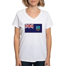 Montserrat Flag Shirt