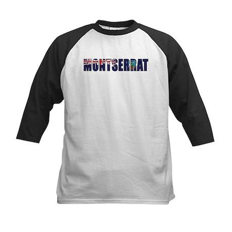Montserrat Kids Baseball Jersey