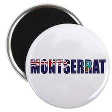 Montserrat Magnet