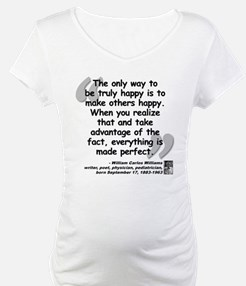 Williams Happy Quote Shirt
