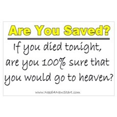Are You Saved? Poster