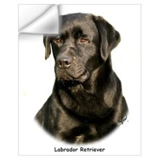 Labrador Retriever 9Y245D-018 Wall Decal