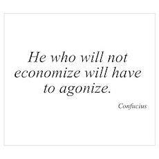 Confucius quote 5 Poster