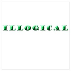 Illogical Poster