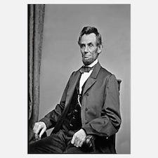 Pres Abraham Lincoln Civil War Photo