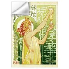 Absinthe Robette Antique French Wall Decal