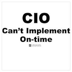 CIO Poster