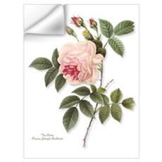 Tea Rose Wall Decal