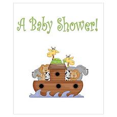 It's A Baby Shower (Noah's Arc 2) Poster