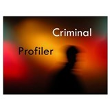 Criminal profile Posters