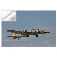 B-17 Flying fortress Wall Decal
