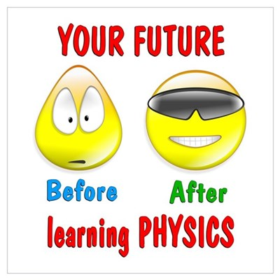 Physics Future Poster