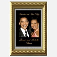 Unique Michelle obamas Wall Art