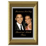 Obama Wrapped Canvas Art