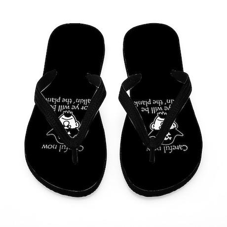 Pirate - Walking the Plank Flip Flops