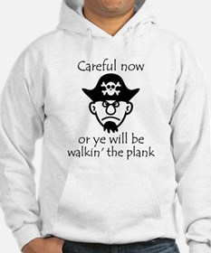 Pirate - Walking the Plank Hoodie