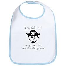 Pirate - Walking the Plank Bib