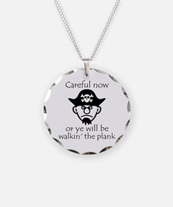 Pirate - Walking the Plank Necklace