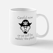 Pirate - Walking the Plank Mug