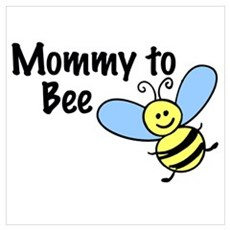 Mommy to Bee... Framed Print