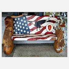 Flag Bench in Forks