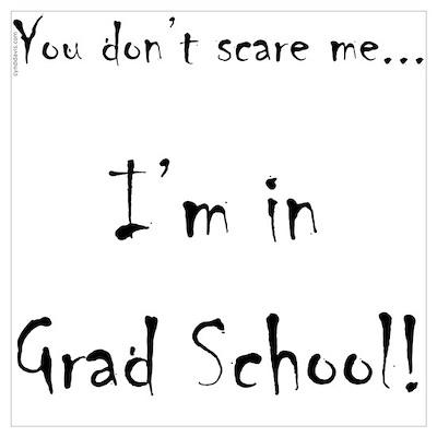 YDSM...in Grad School Poster